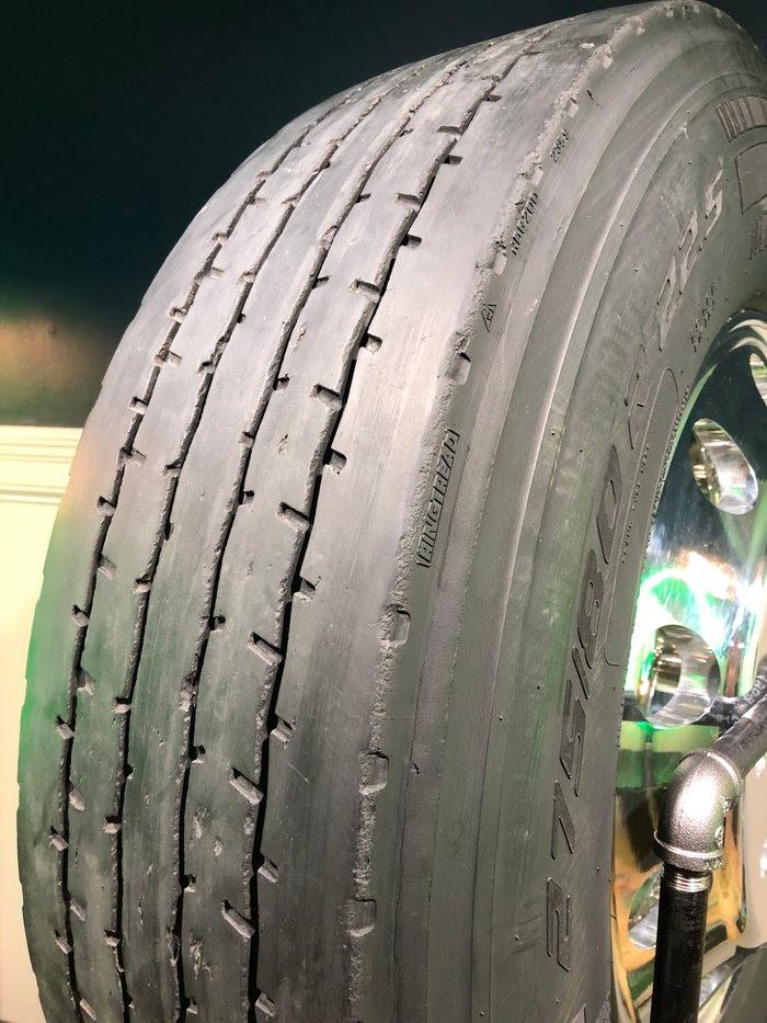 RDG 200 Ringtread Drive sobre Pirelli FH-01