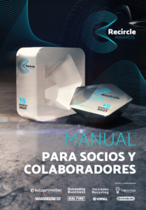 Recircle Awards manual en Español