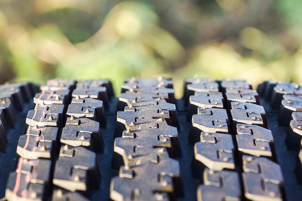 Neumático reciclado
